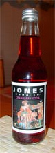 Jones Cranberry Soda