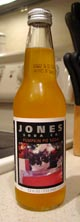 Jones Pumpkin Pie Soda
