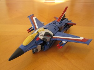 Thundercracker - Jet Mode