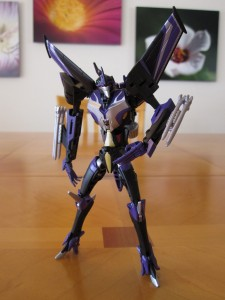 Transformers Prime: Skywarp