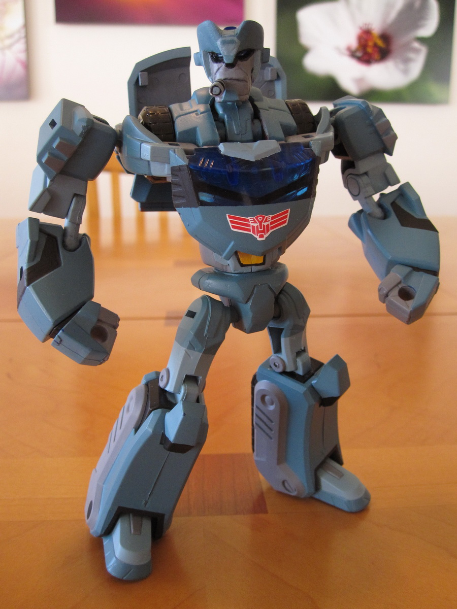 Cat Transformation Anime Transformers Animated Kup
