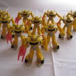 Original 10 Bumblebees