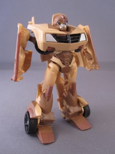 Copperhead - Robot mode