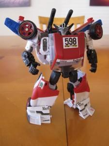 Marlboor - Robot mode
