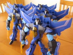 An army of Thundercrackers