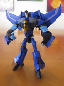 Transformers Animated Thundercracker