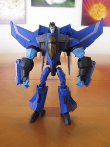 Finished Thundercracker - Robot Mode