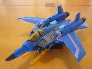 Finished Thundercracker - Jet Mode
