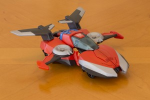 Transformers Animated Windblade - Vehicle Mode