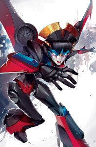 Windblade (IDW Comic) - Art by Sarah Stone