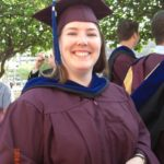 Jessica graduates with her Master of Science in Information Management from Arizona State University's WP Carey College of Business. (5/10/2008)